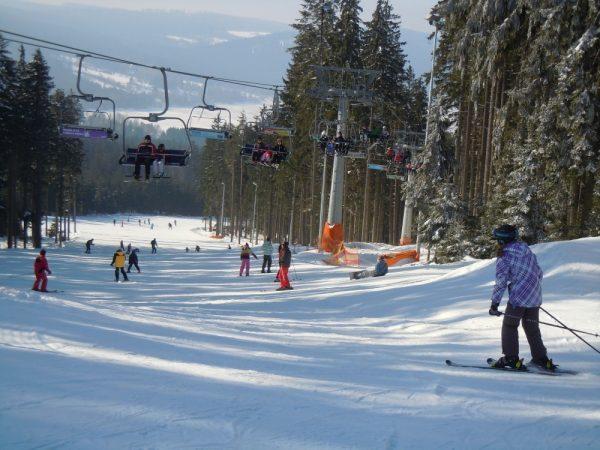 Znovuotevření lyžařských středisek